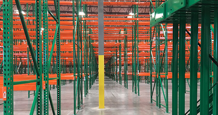 jurupa valley warehouse racking